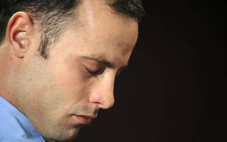 Murder accused Oscar Pistorius will make his first visit to the Brooklyn Police Station on Monday, in terms of his conditions of bail. Picture: AFP