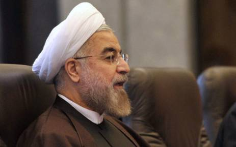 FILE: Iranian President Hassan Rouhani. Picture: AFP.
