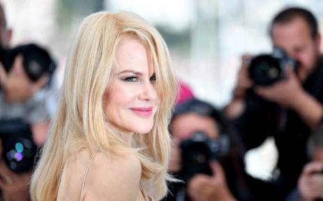 Australian actress Nicole Kidman. Picture: AFP.