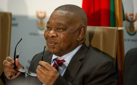 FILE: Minister of Higher Education and Training Dr Blade Nzimande. Picture: GCIS