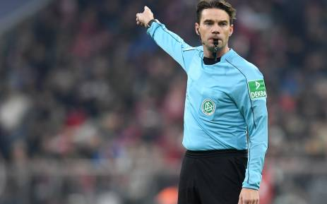 Referee Guido Winkmann. Picture: AFP