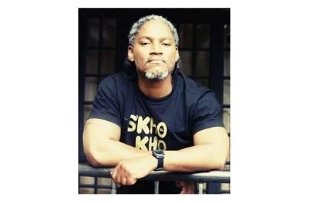 South African actor Odwa Shweni. Picture: @Odwa_Shweni/Twitter