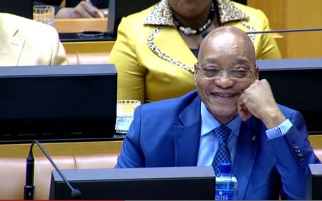 FILE: President Jacob Zuma. Picture: YouTube.