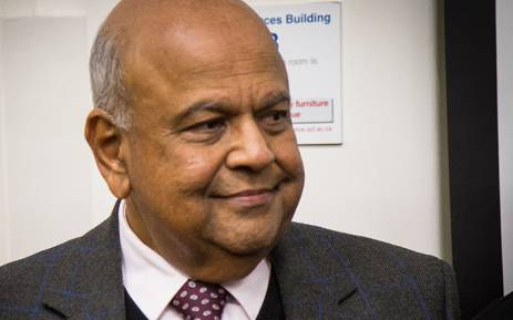 FILE: Finance Minister Pravin Gordhan. Picture: Anthony Molyneaux/EWN