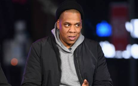 US hip-hop star Jay Z. Picture: AFP