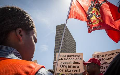 Cosatu this week launched an attack on the treasury and its officials, who coordinated the amendments to the Tax Administration Amendment Bill. Picture: Thomas Holder/EWN.