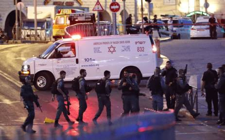Palestinian militant factions deny Islamic State claim of Jerusalem shooting incident