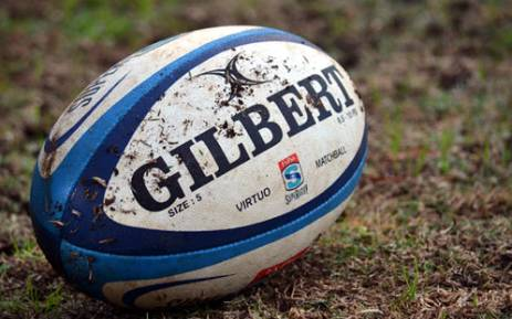 A Super Rugby Match Ball. Picture: Aletta Gardner/EWN.