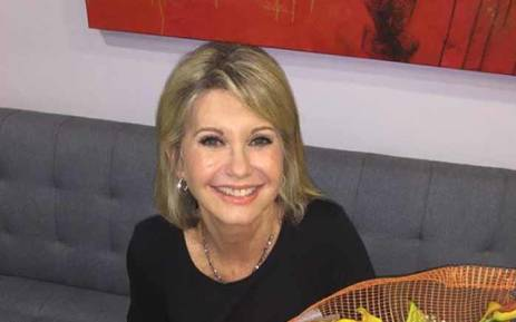 Actress and singer Olivia Newton-John. Picture: Instagrma/@therealonj