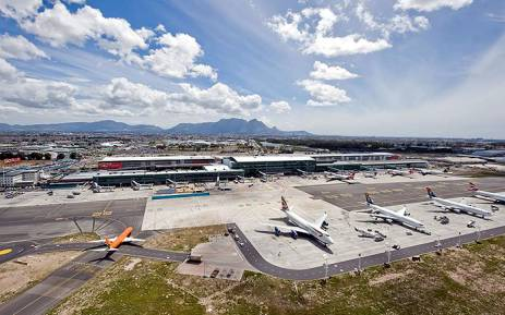 FILE: Cape Town International Airport. Picture: facebook.com