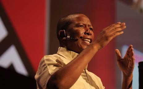 FILE: EFF leader Julius Malema. Picture: Christa Eybers/EWN.