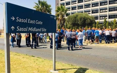 Sasol Signs Solidaritys Memorandum In Free State