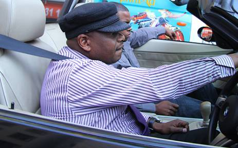 Tshwane metro police chief Ndumiso Jaca