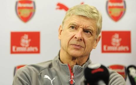 FILE: Arsenal manager Arsene Wenger. Picture: @Arsenal/Twitter