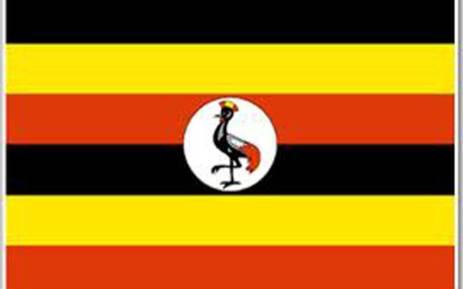 Uganda flag. Picture: mapsofworld.com