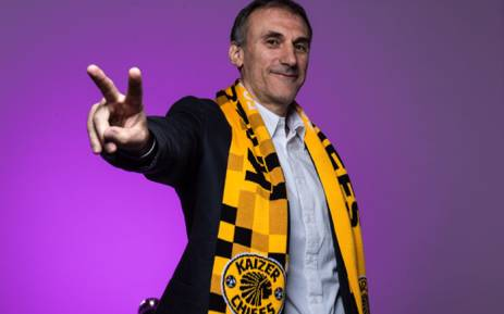 Kaizer Chiefs coach Giovanni Solinas. Picture: Supplied