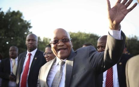 FILE: President Jacob Zuma. Picture: Cindy Archillies/EWN.