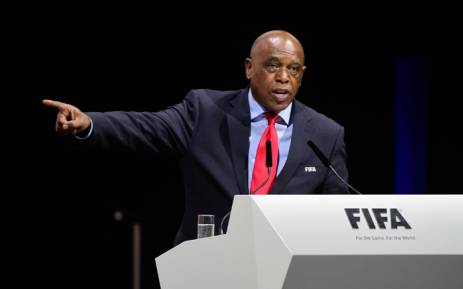 Tokyo Sexwale. Picture: AFP.