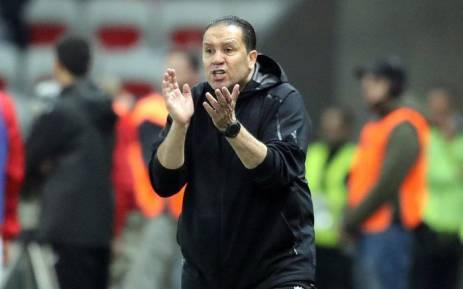Tunisia head coach Nabil Maaloul. Picture: Twitter/@FIFAWorldCup