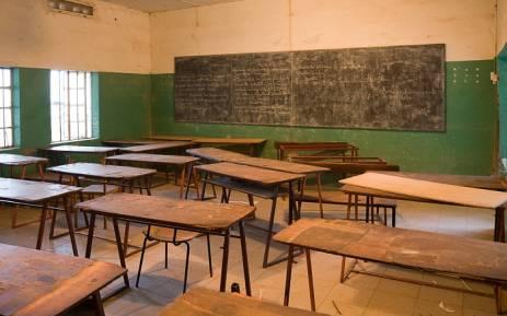 Classroom. Picture: EWN