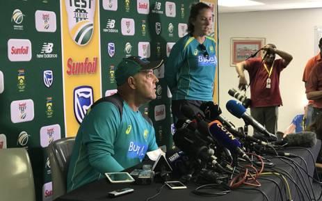 Lehmann to step down as Australia coach after SA series