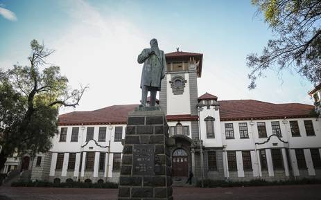 The University of the Free State's Bloemfontein campus. Picture: Reinart Toerien/EWN.