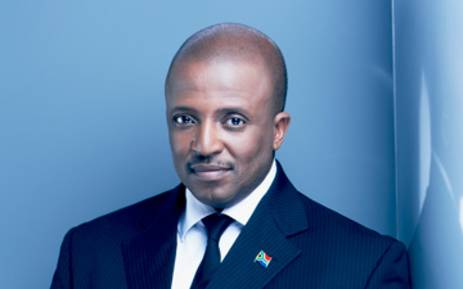 Morning Live presenter, Vuyo Mbuli. Picture: SABC.
