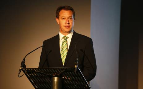 FILE: Jurie Roux, CEO of the South African Rugby Union (Saru). Picture: EPA/KIM LUDBROOK.