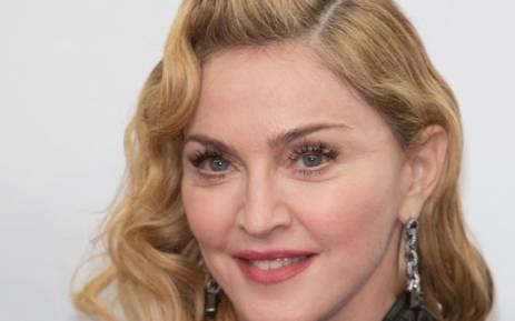 US singer Madonna. Picture: EPA.