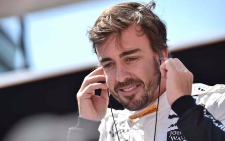 Two-times Formula One world champion Fernando Alonso. Picture: Twitter/@IndyCar