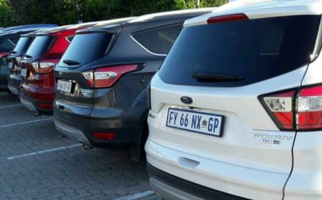 The re-sculpted version of the Kuga Smart Utility Vehicle. Picture: Twitter/@FordSouthAfrica