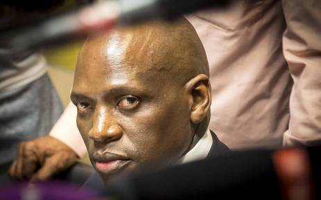 FILE: Former SABC COO Hlaudi Motsoeneng. Picture: Thomas Holder/EWN.