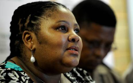 Correctional Services minister Minister Nosiviwe Mapisa-Nqakula. Picture Supplied
