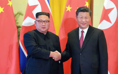 Kim Jong-un says Beijing and Pyongyang 'like family'
