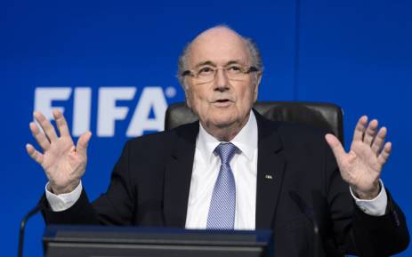 FILE: Disgraced former Fifa president Sepp Blatter. Picture: AFP.