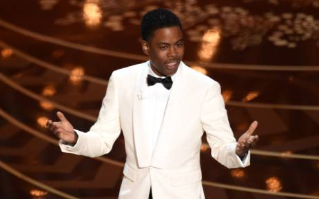 2016 Oscars host, Chris Rock. Picture: AFP/Kevin Winter