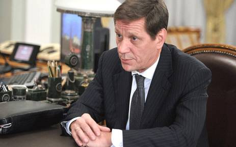President of the Russian Olympic Committee Alexander Zhukov. Picture: en.kremlin.ru