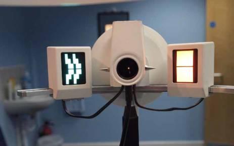 An optometrist's Keratometer. Picture: Pixabay