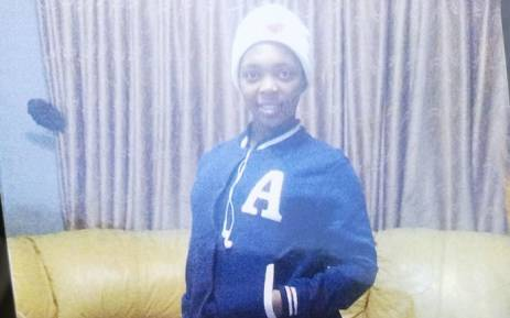 The 13-year-old girl kidnapped allegedly by druglords. Picture: Twitter/@HermanMashaba.