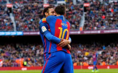 Lionel Messi's late penalty saw bedraggled Barcelona scrape a 2-1 victory over Leganes on 19 Febraury at a divided Nou Camp. Picture: Facebook.