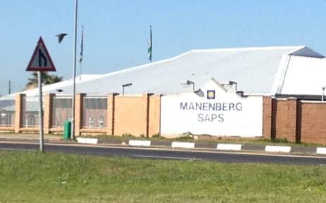 Manenberg Police Station. Picture: EWN
