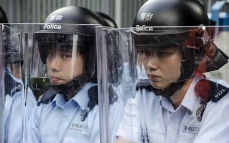 Hong Kong activist Joshua Wong jailed over 2014 pro-democracy protest