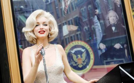 FILE: A wax figure of Marilyn Monroe is unveiled at Madame Tussauds on October 30, 2013 in Washington Picture: AFP.