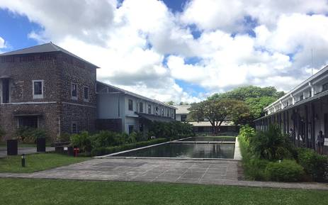 A view of the African Leadership University in Mauritius. Picture: Gia Nicolaides/EWN.