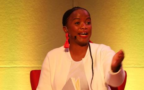 FILE: The Democratic Alliance's Phumzile van Damme has stepped down as the party's national spokesperson.  Picture: Bertram Malgas/EWN.