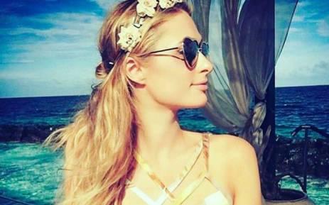 TV personality Paris Hilton. Picture: Instagram/@parishilton.