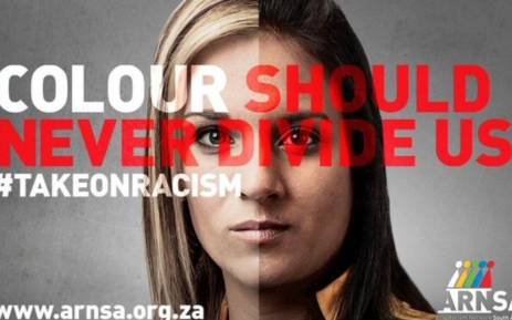 Social Media users have been urged to pledge their support for Anti-Racism Week under the hashtag 'Take on Racism'. Picture: EWN