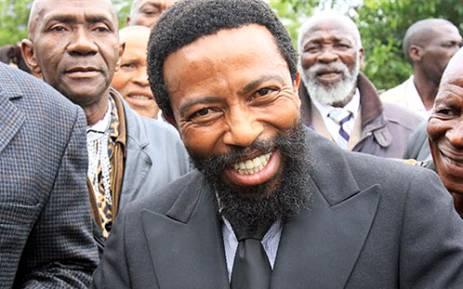 FILE. AbaThembu King Buyelekhaya Zwelibanzi Dalindyebo. Picture: xhosaculture.com