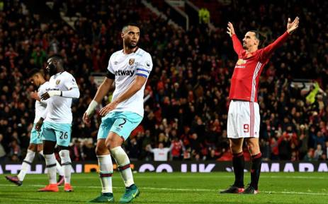 Anthony Martial and Zlatan Ibrahimovic scored twice each to help Manchester United ease into the League Cup semi-finals with a 4-1 home victory over West Ham United on 30 November 2016. Picture: Facebook.
