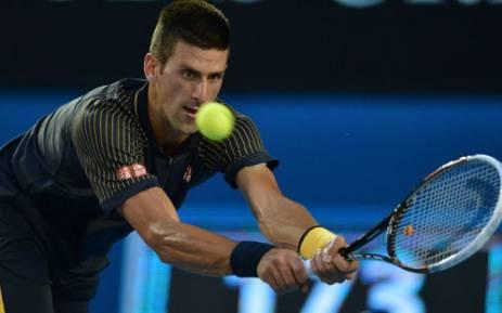 Serbia's Novak Djokovic. Picture: AFP